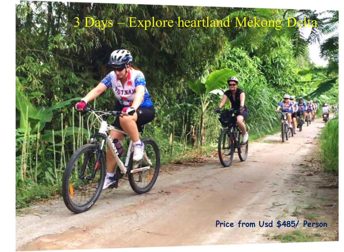 03 DAYS - EXPLORE THE HEARTLAND MEKONG DELTA