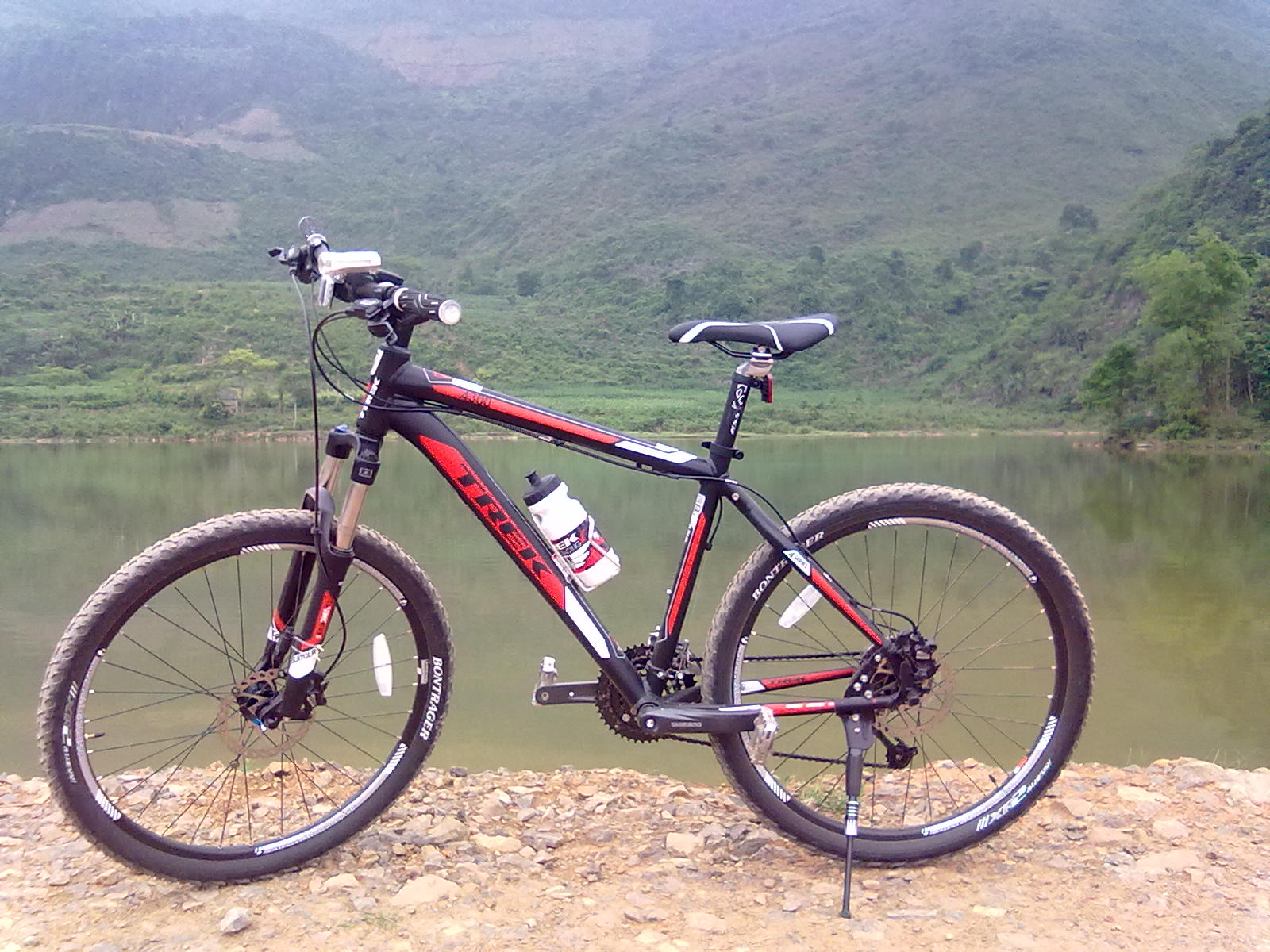 02 DAYS CYCLING IN NGOC SON NGO LUONG NATURE RESERVE