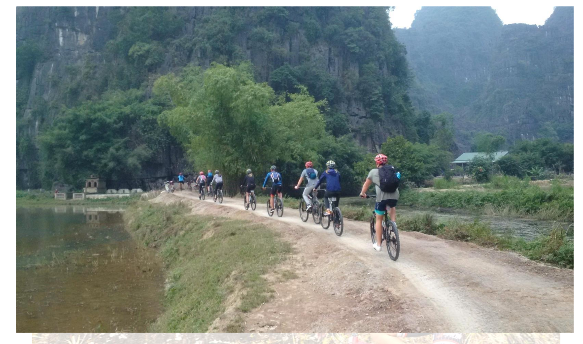 17 DAYS -SAI GON – HANOI CYCLING  EXPEDITION