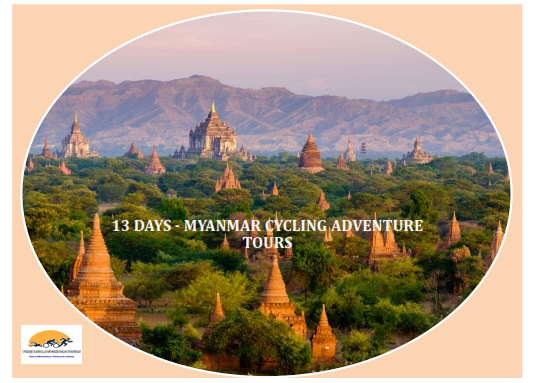 13 DAYS – MYANMAR CYCLING ADVENTURE TOURS