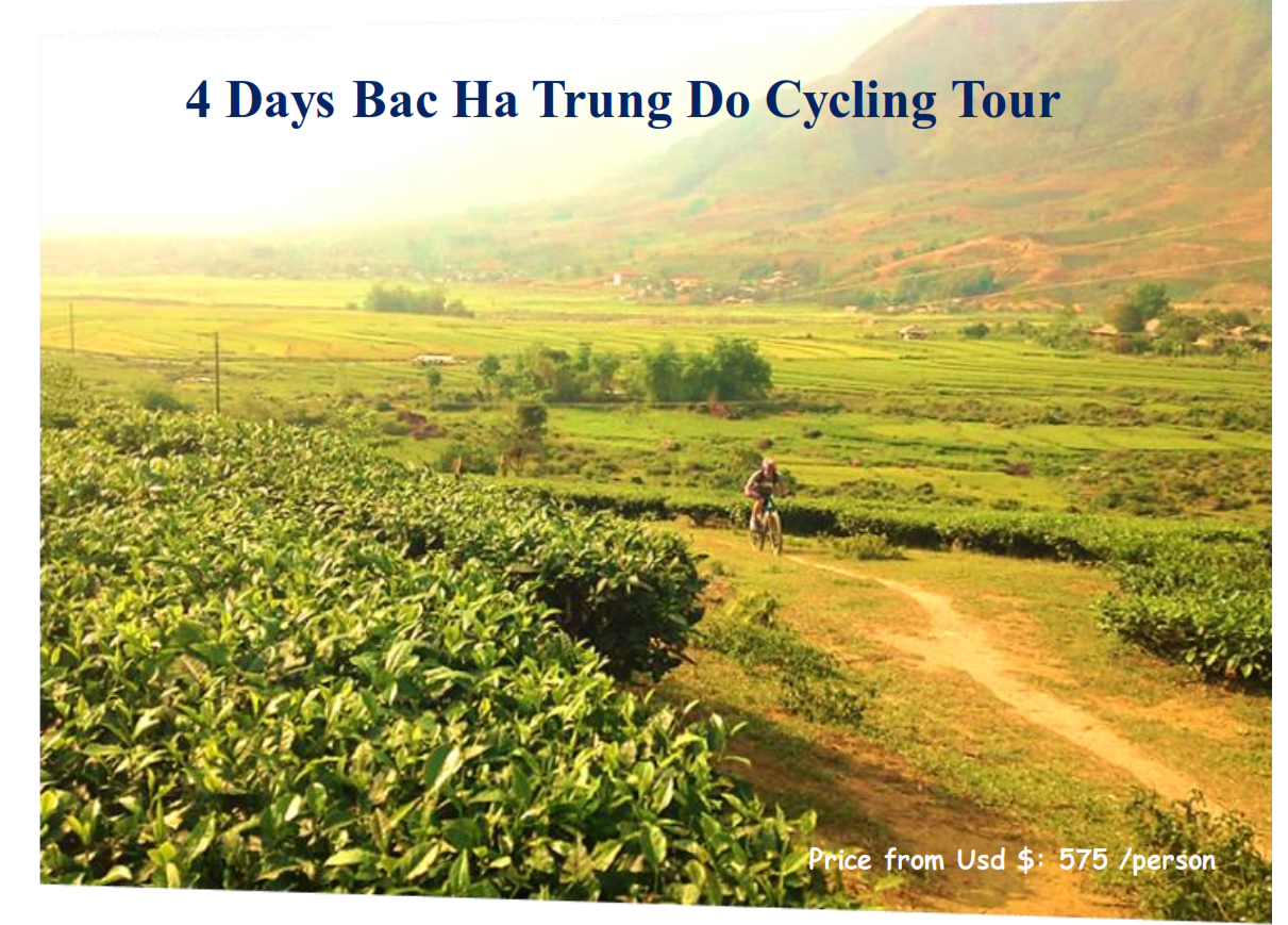 4 DAYS – BAC HA – TRUNG DO CYCLE TRIP