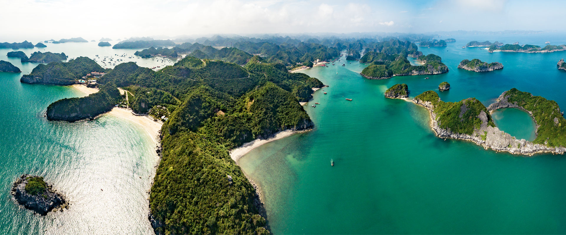 Halong Cycling and Kayaking Tours