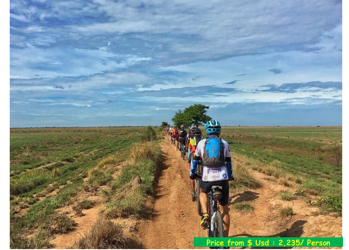 12 DAYS – FASCINATING CYCLING TRIP – MEKONG DELTA – SIEM REAP