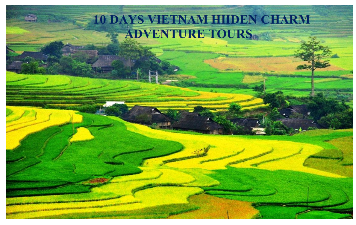 10 DAYS VIETNAM HIIDEN CHARM  ADVENTURE TOURS