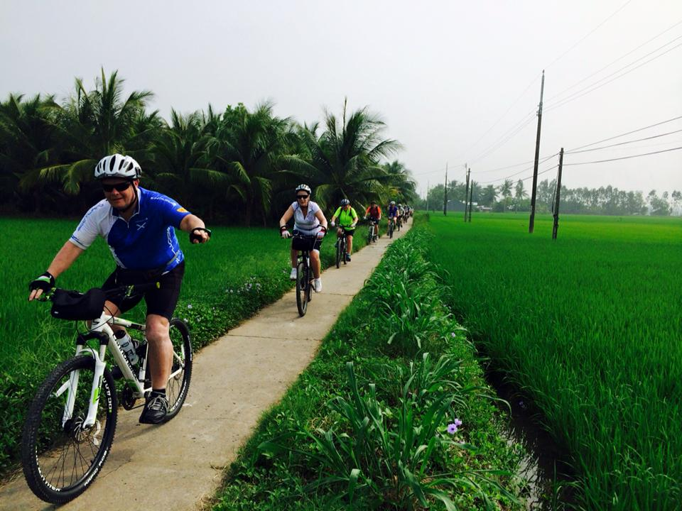 10 DAYS – CYCLING MEKONG DELTA – ANGKOR WAT
