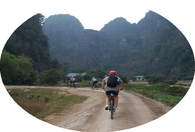 15 DAYS - SAPA - HOI AN BICYCLE HOLIDAY