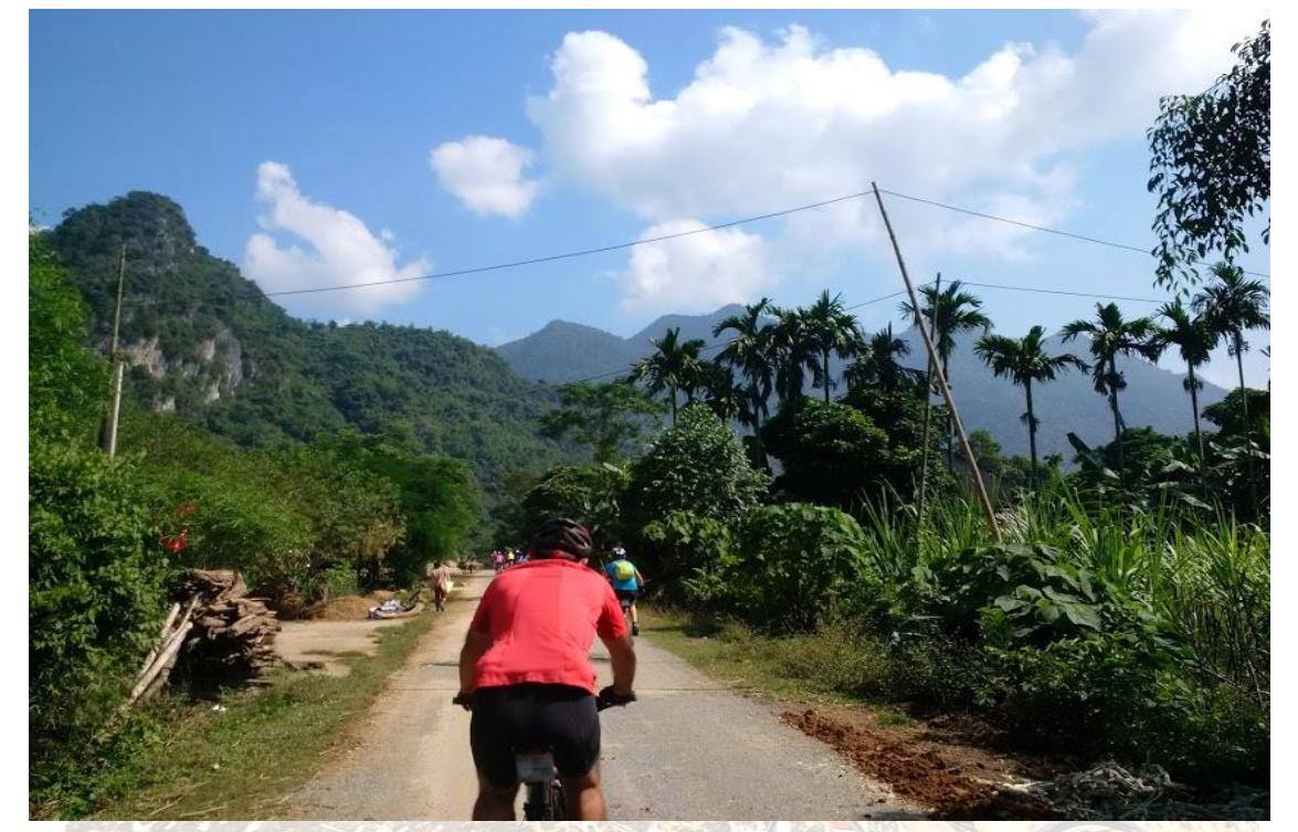 03 DAY MAI CHAU  & PHU LUONG TRAIL CYCLING TOURS