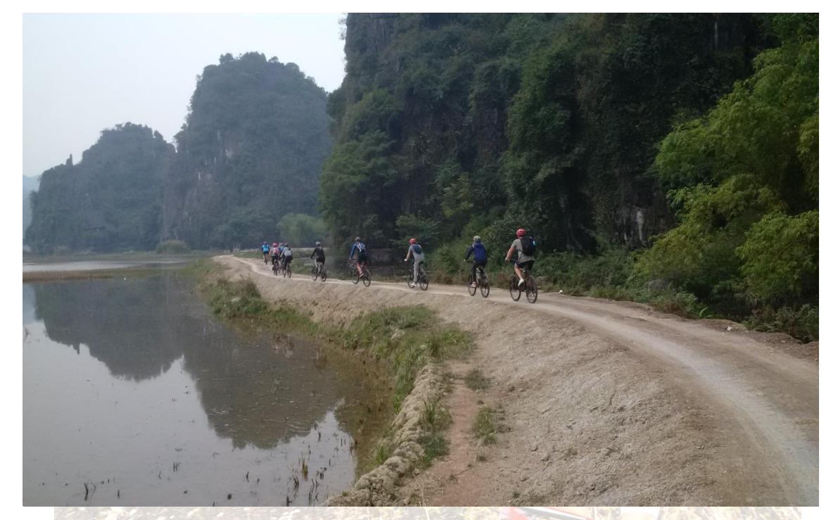 0 8 DAYS – DA BAC – MOC CHAU – MAI CHAU – PHU LUONG - CUC PHUONG CYCLE TRIP