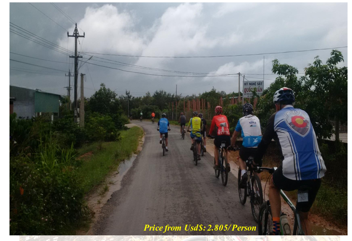 17 DAYS TOUR DE VIETNAM