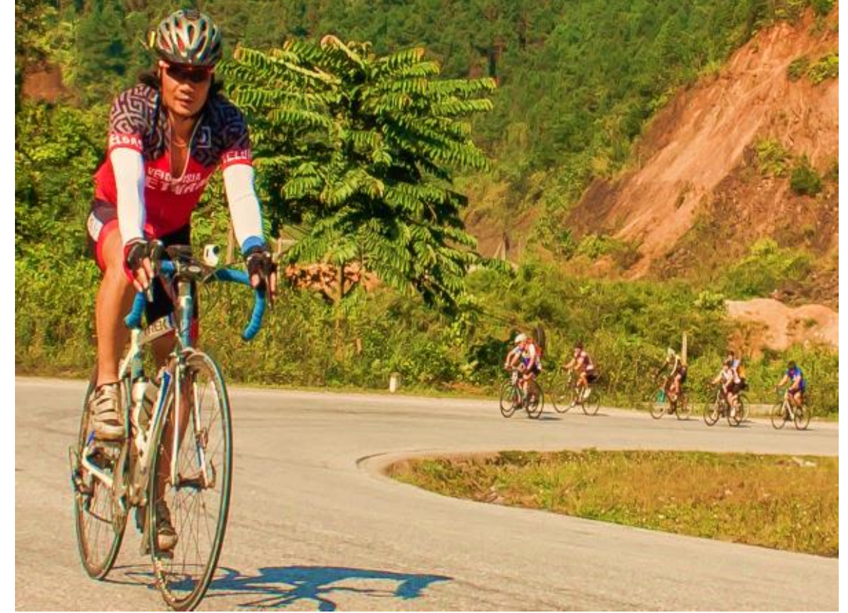 14 DAYS –  CYCLING CHALLENGE TRIP FROM BANGKOK - YANGON