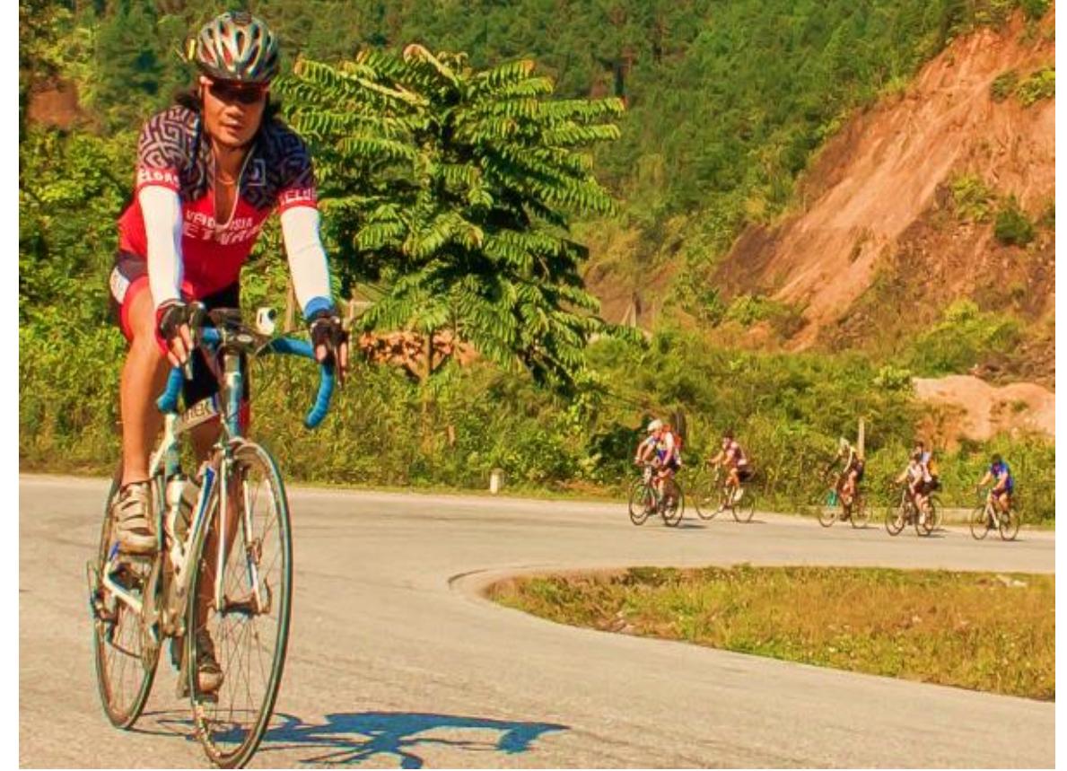 14 DAYS –  CYCLING CHALLENGE TRIP FROM BANGKOK - YANGON