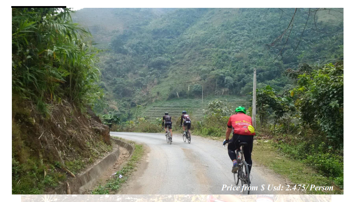 15 DAYS - SAI GON - HANOI CYCLING  EXPEDITION