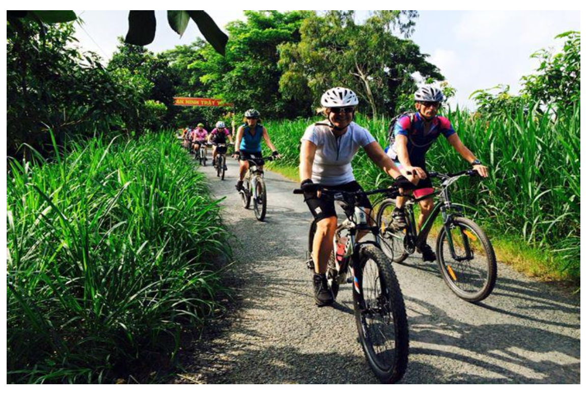 09 DAYS – GRAND MEKONG DELTA CYCLE TOURS