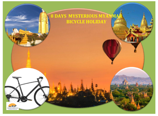 0 8 DAYS CYCLING FROM MANDALAY – BAGAN