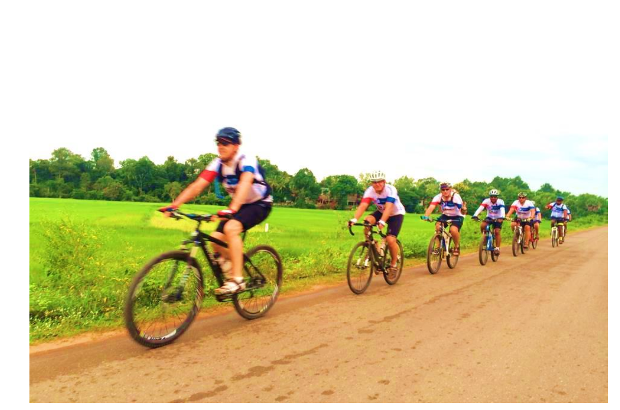 14 DAYS - HOCHIMINH – SIEM REAP CYCLING EXPEDITION