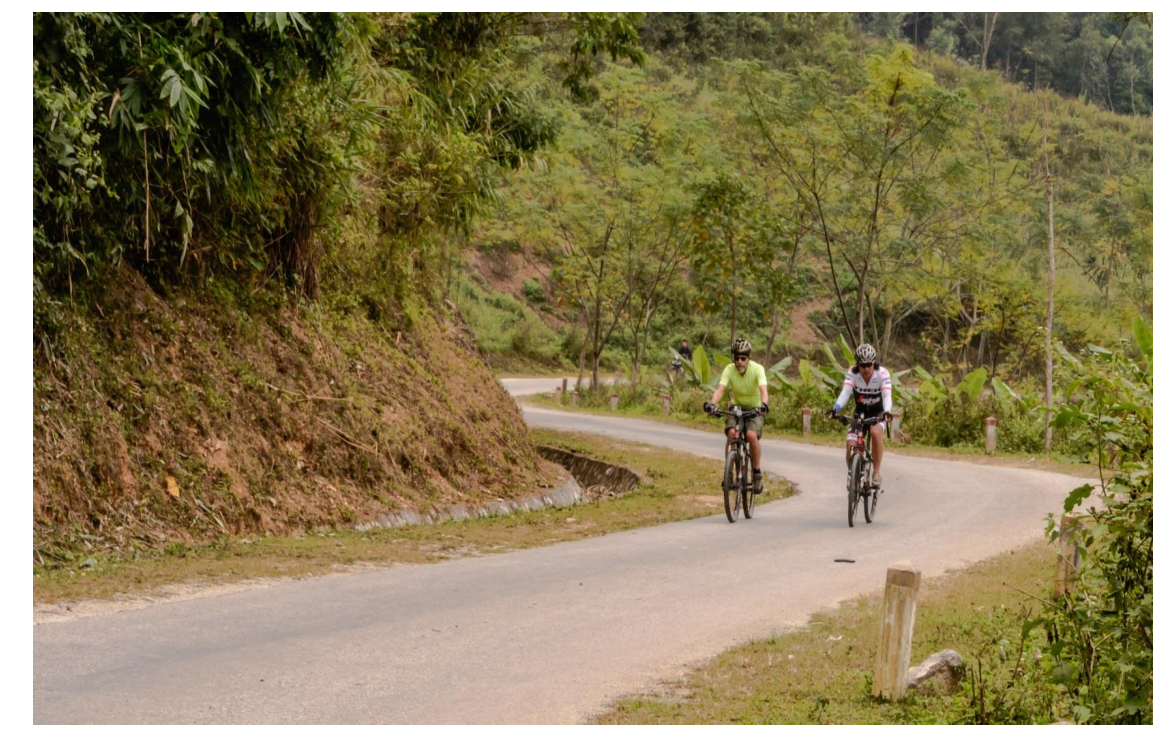 15 DAYS – GREAT CHALLENGE CYCLING TRIP IN THE  NORTH EAST VIETNAM