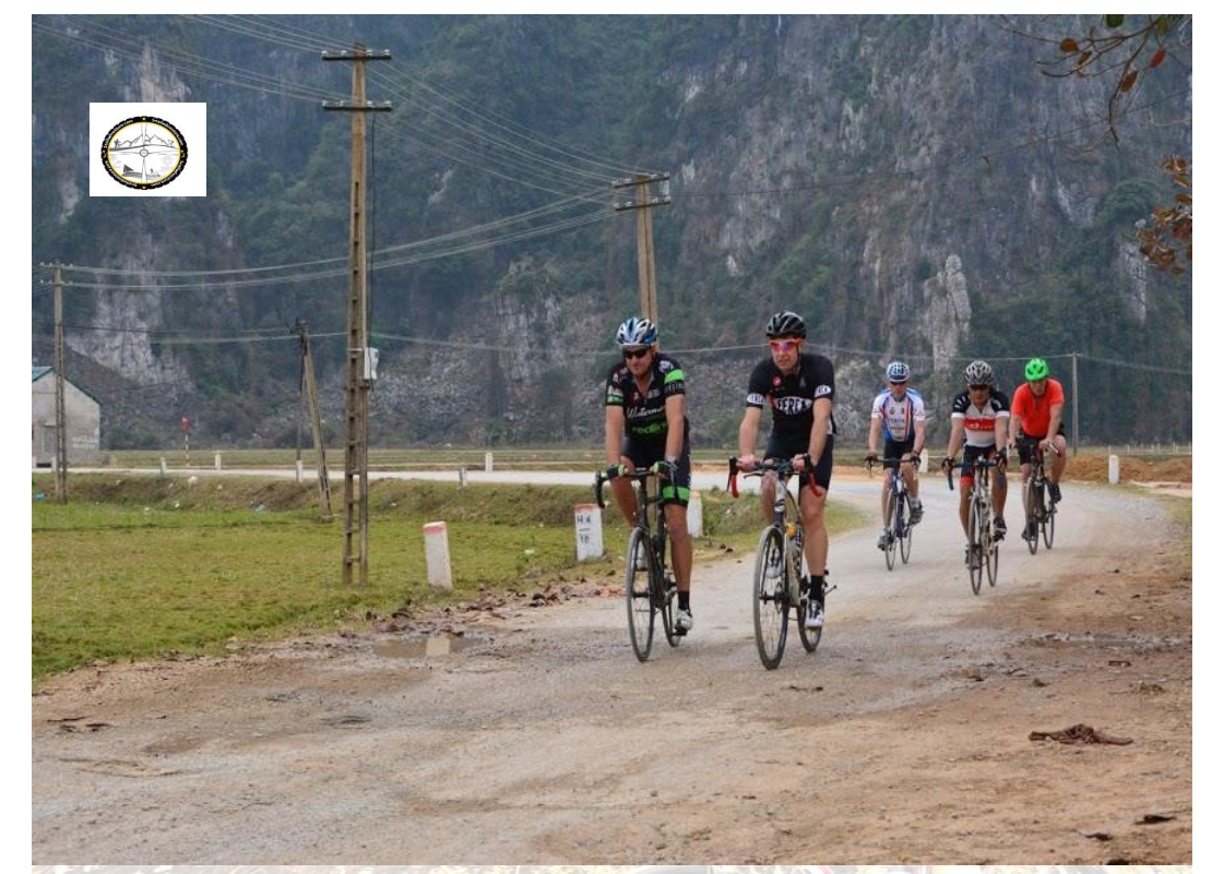 16 Days Cycling Trip Bangkok to Yangon - Ngapali Via Phu Nam Ron Border
