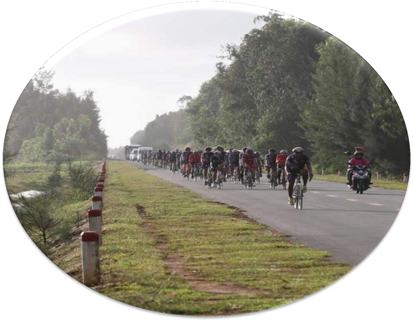 15 DAYS - HANOI - HO CHI MINH ROAD BIKE TOUR