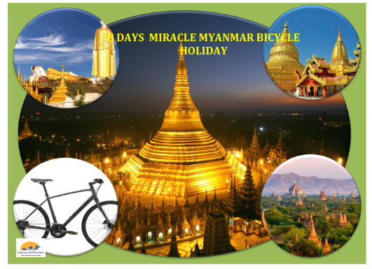 08 DAYS CYCLING FROM YANGON - BAGAN