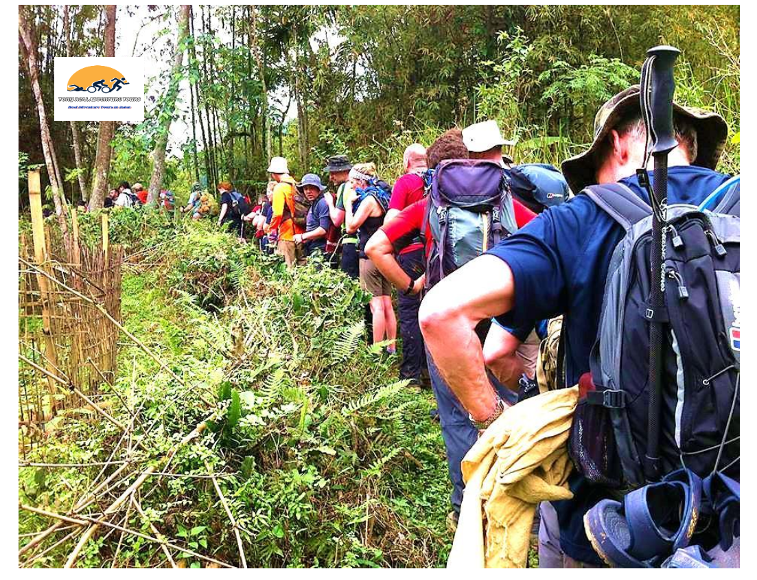 05 DAYS TREKKING IN  PHU LUONG NATURE  RESERVE