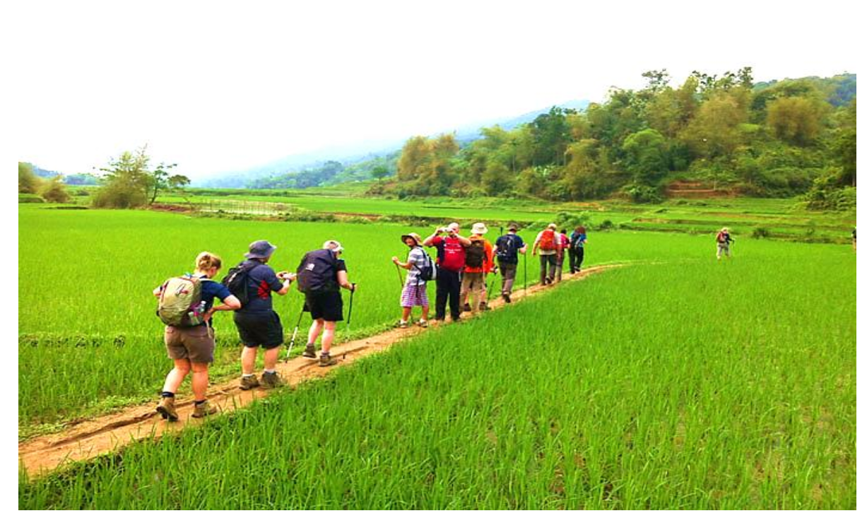 04 DAYS TREKKING IN MAI CHAU – PHU LUONG  NATURE RESERVE