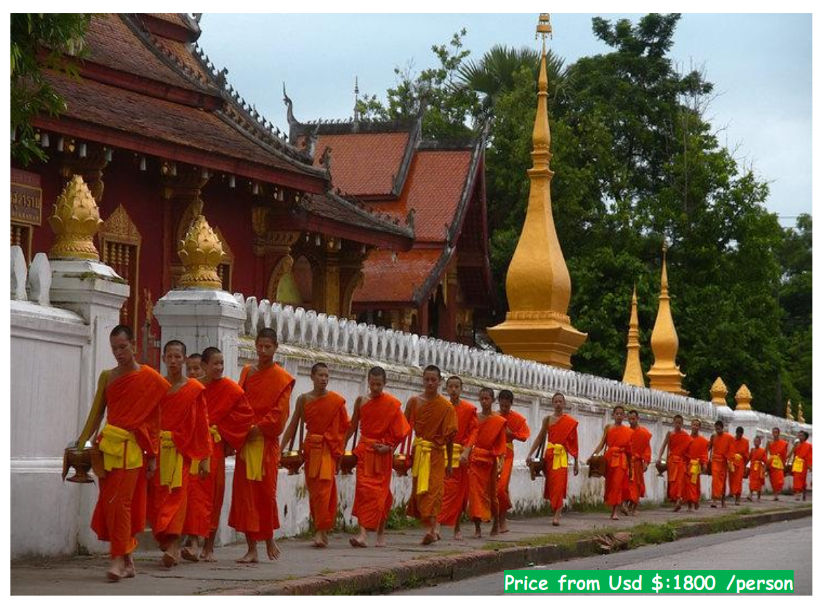 12 DAYS – EXPLORE HIDDEN GEMS IN LAOS BY RIDE