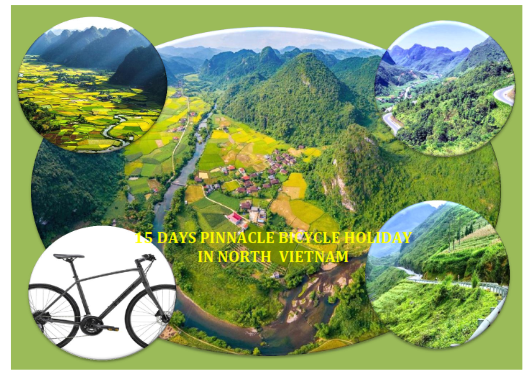 15 DAYS -VIETNAM – MYSTERIOUS  NORTHEAST CYCLING