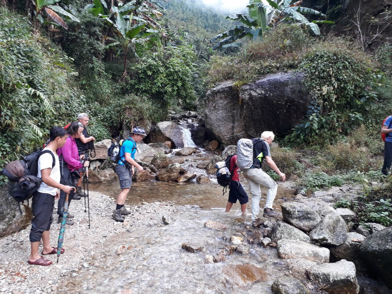 10 DAYS - MIRACLE HA GIANG TREKKING TRIP