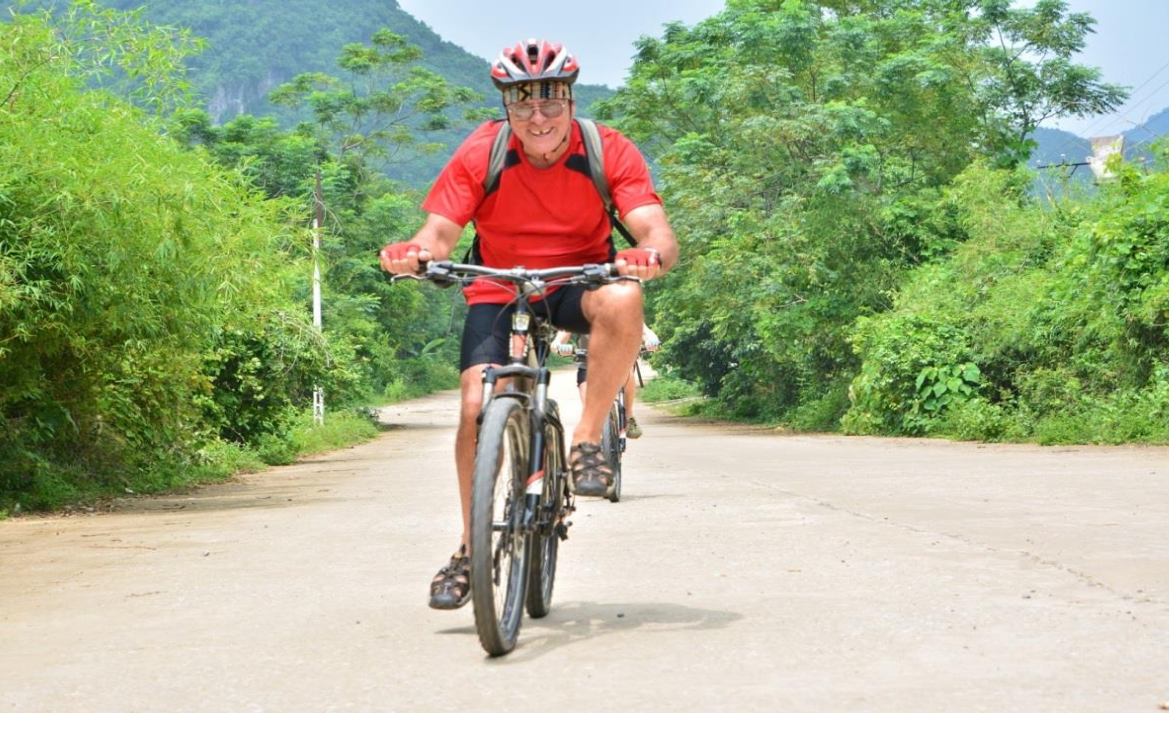04 DAYS-VIETNAM  - MIDNORTHEAST  CYCLING TOURS