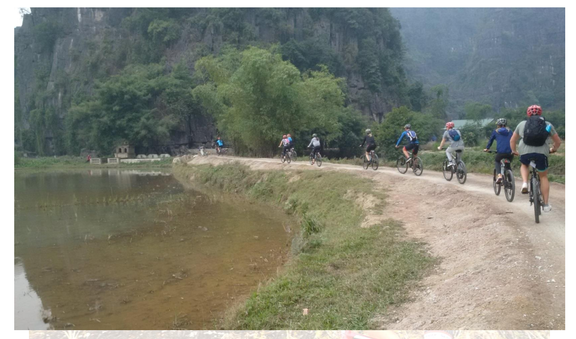 11  DAYS VIETNAM VETERAN CYCLING  EXPEDITION TOURS