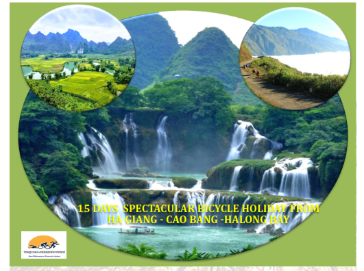 15 DAYS VIET NAM FAR NORTH EAST CYCLE TOURS