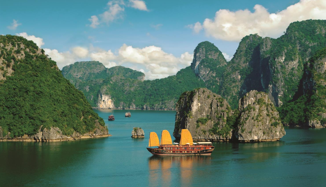 03 DAYS – HANOI – HALONG BAY CRUISE
