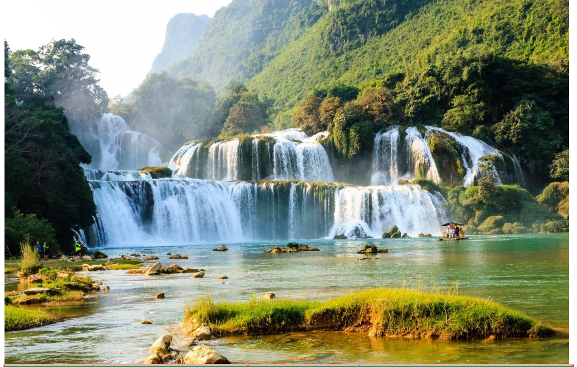 5 DAYS -ALLURING HANOI – BA BE – BAN GIOC WATERFALL