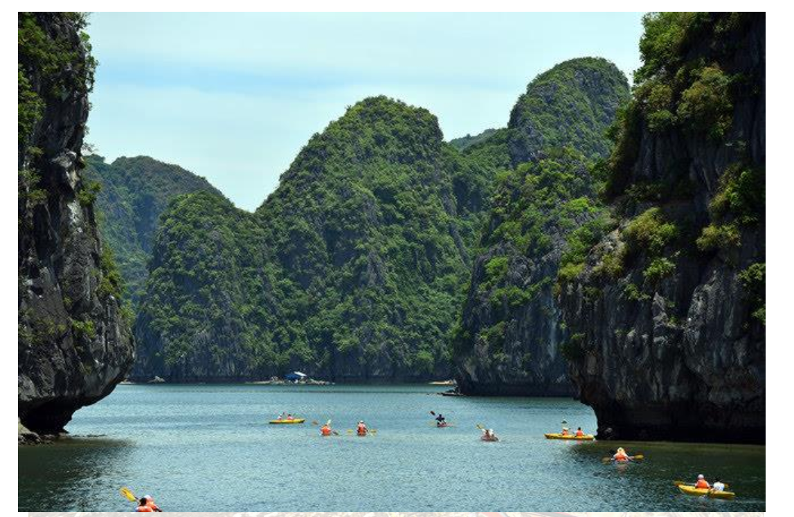 5 DAYS – HAI PHONG – CAT BA ISLAND  CYCLING & KAYAKING TOURS