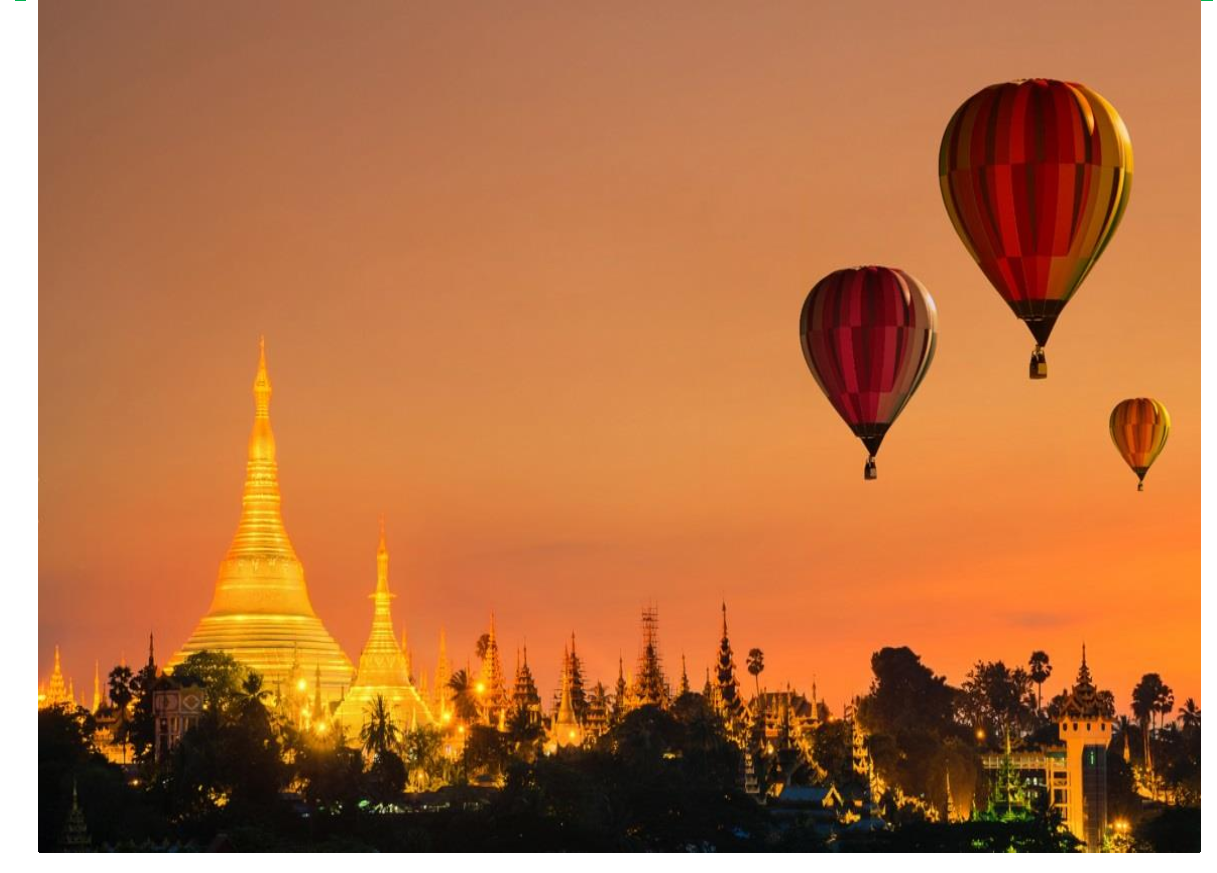05 DAYS -  AMAZING CYCING TRIP IN MYANMAR