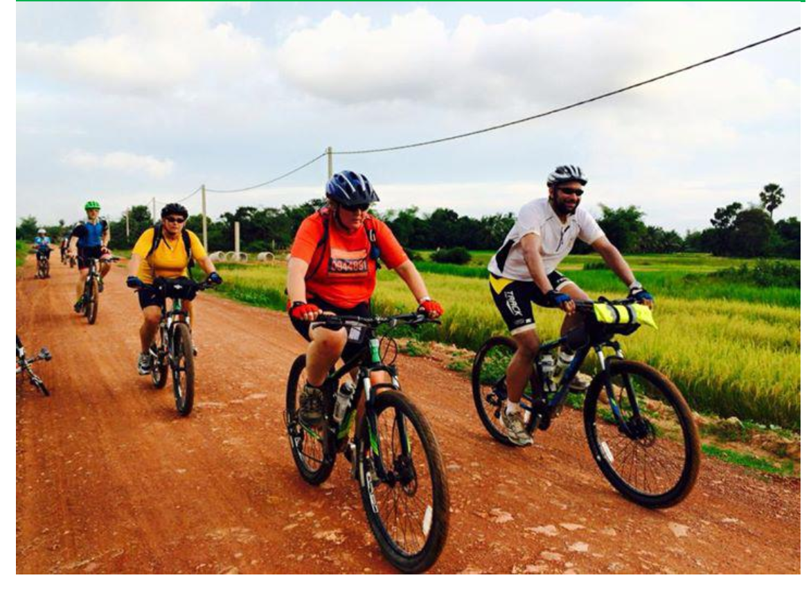 15 Days  - Cycling through untouched region of Cambodia