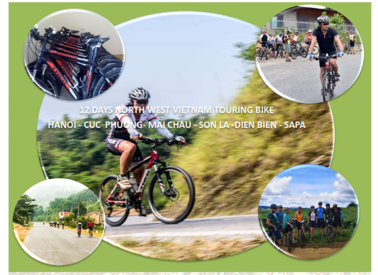 12 DAY - VIETNAM - NORTHWEST CYCLING ADVENTURE TOURS
