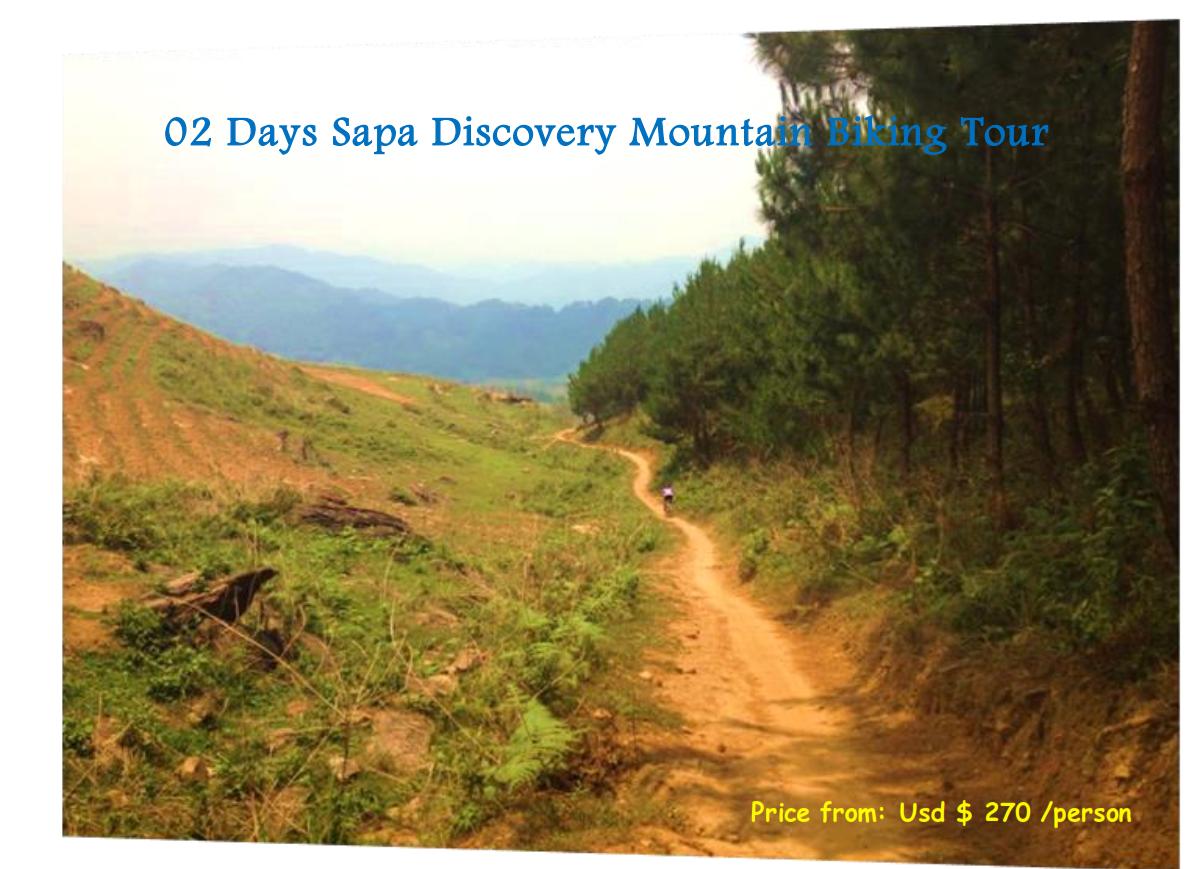 02 Days -Sapa Discovery Mountain Biking Tour