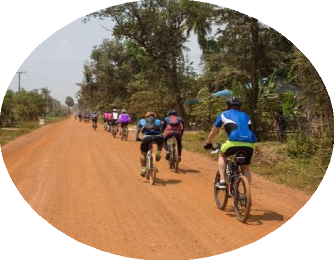 15 DAYS - PHONG NHA - ANGKOR BICYCLE HOLIDAY