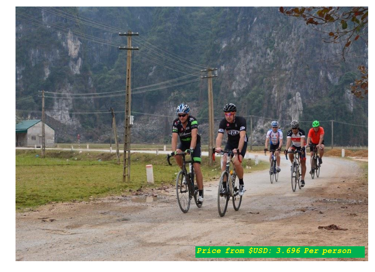 22 DAYS – GREAT CHALLENGE CYCLING  EXPEDITION IN VIETNAM – LAOS - THAILAND