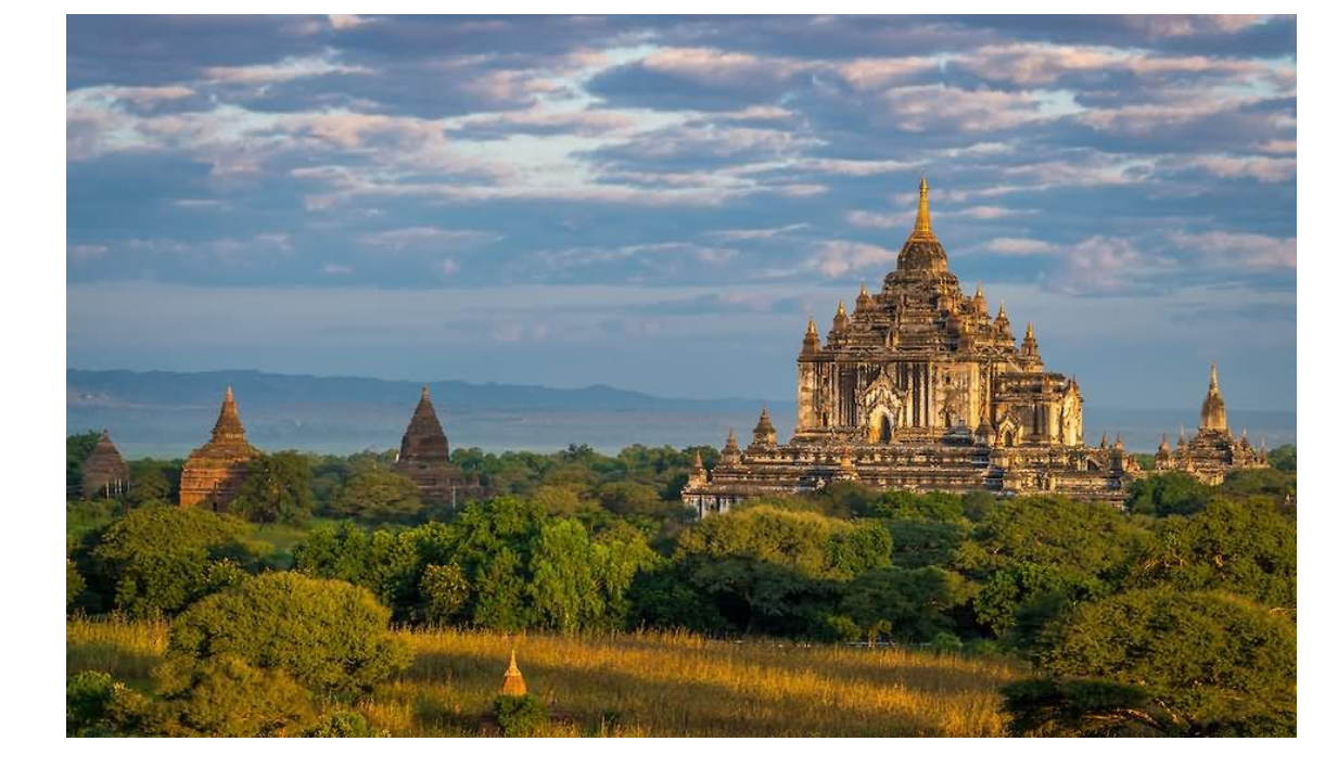 16 Days Myanmar Package Holiday