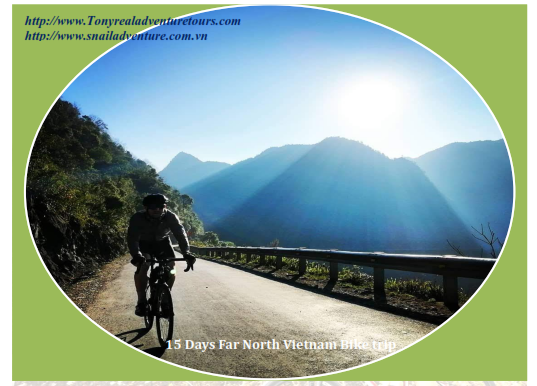 15 DAYS – GREAT CHALLENGE CYCLING TRIP IN NORTHWEST VIETNAM