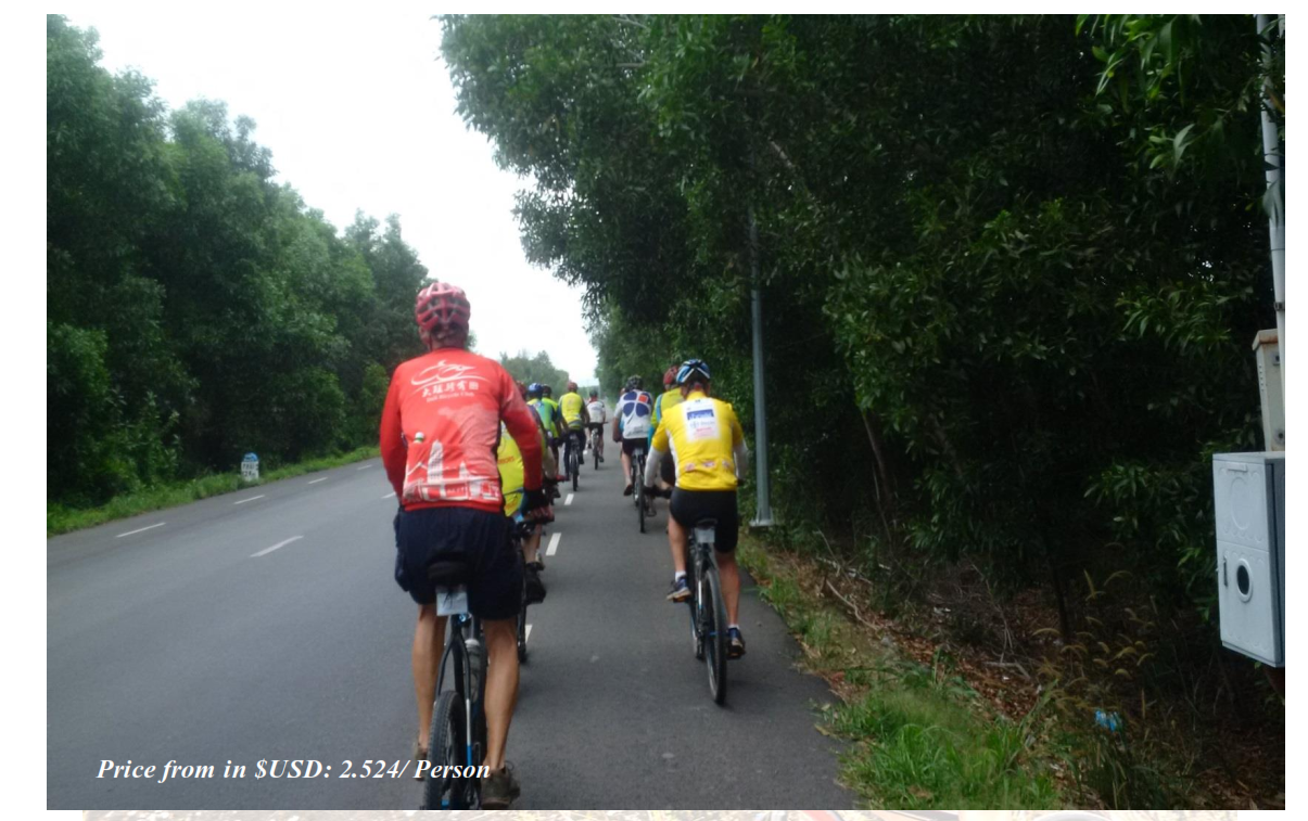 15 VIETNAM CYCLE TOURS FROM HIGHLAND CENTRAL TO COAST.