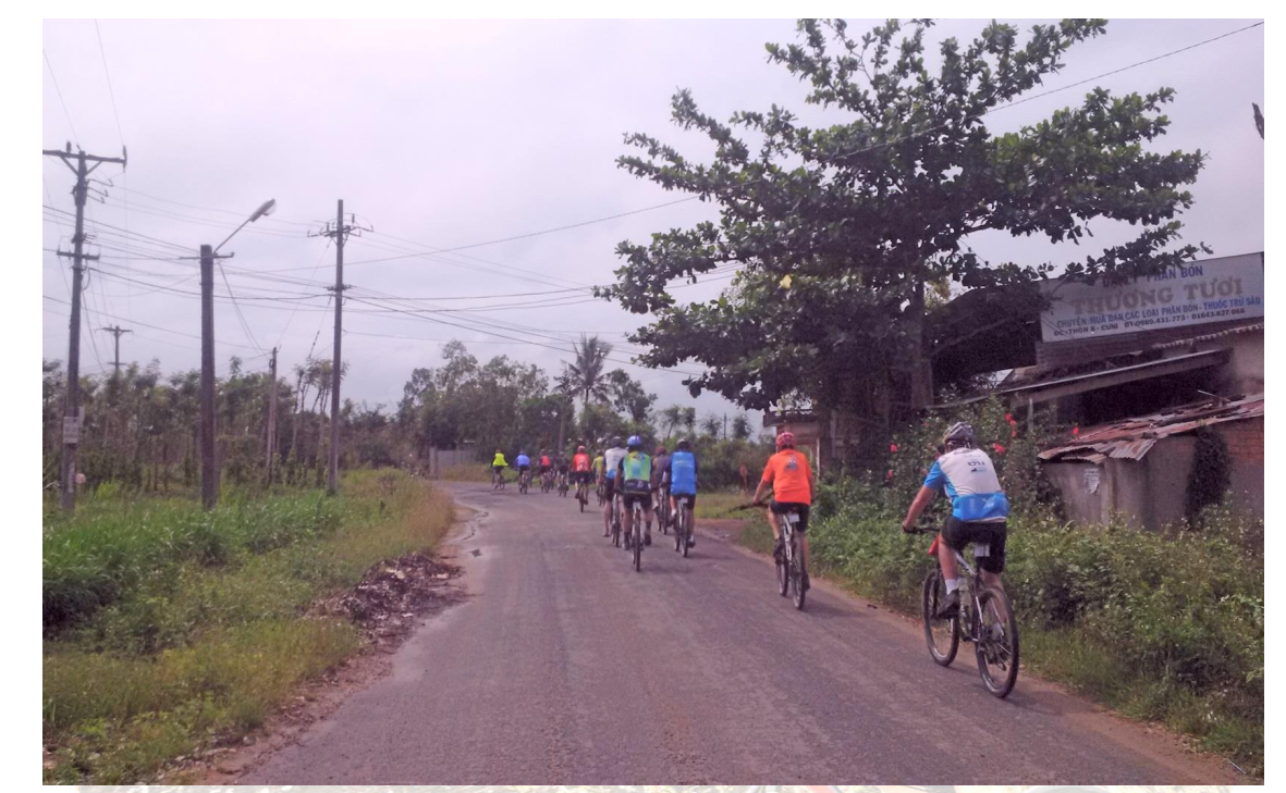 10 DAYS SAI GON - HOI AN CYCLE TOURS