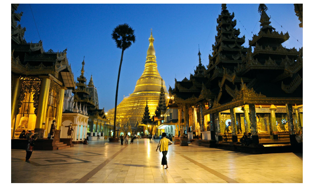 12 DAYS – ENCHANTING CULTURE TRIP IN MYANMAR