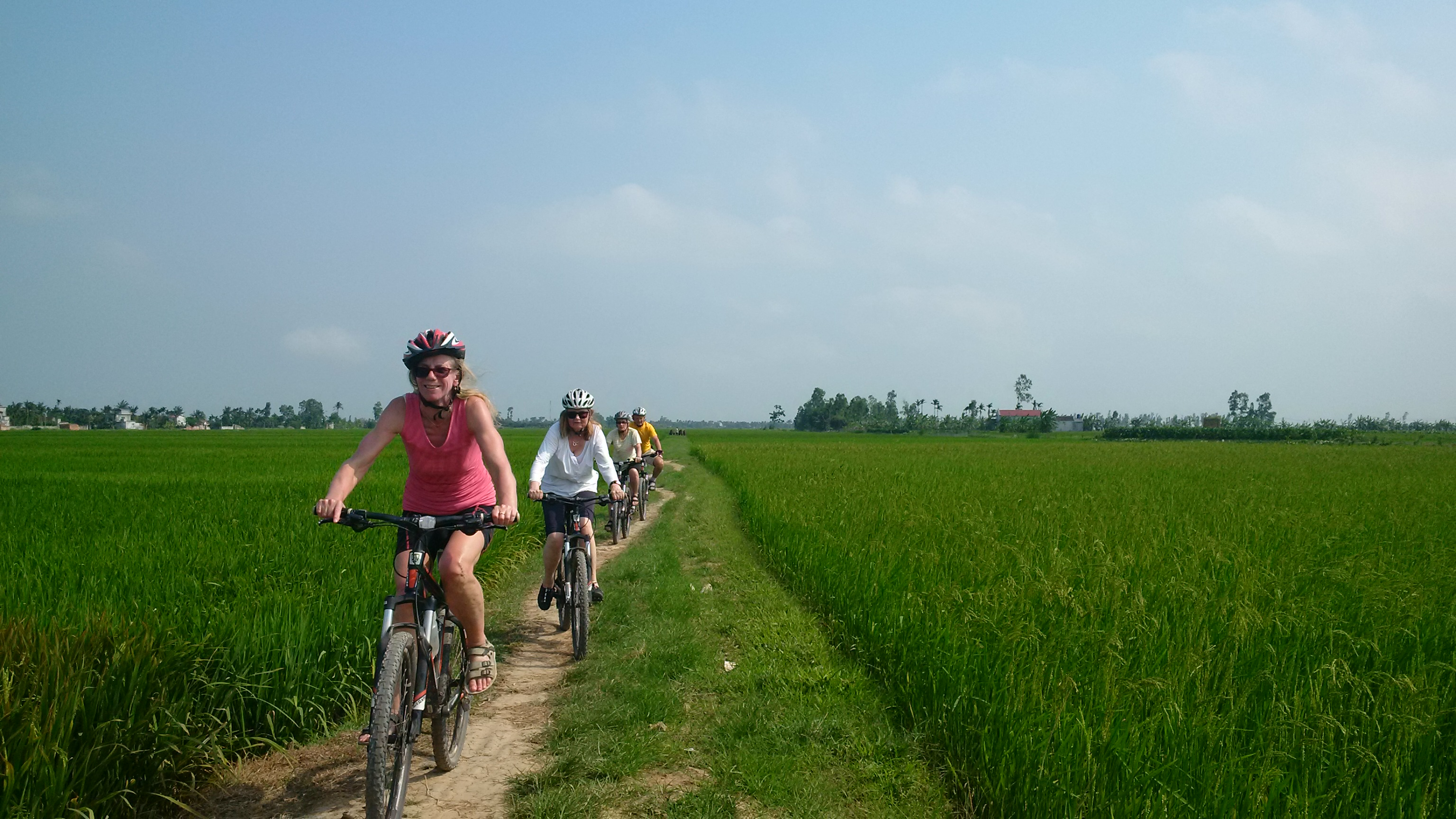 HANOI OFF THE BEATEN TRACK CYCLING ADVENTURE TOURS