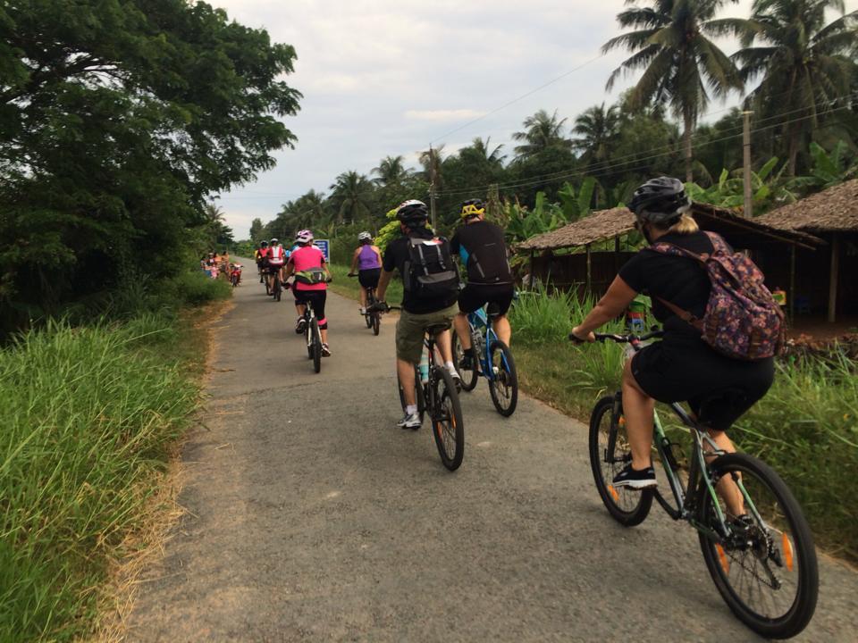 10 DAYS – CYCLING MEKONG DELTA – ANGKOR WAT