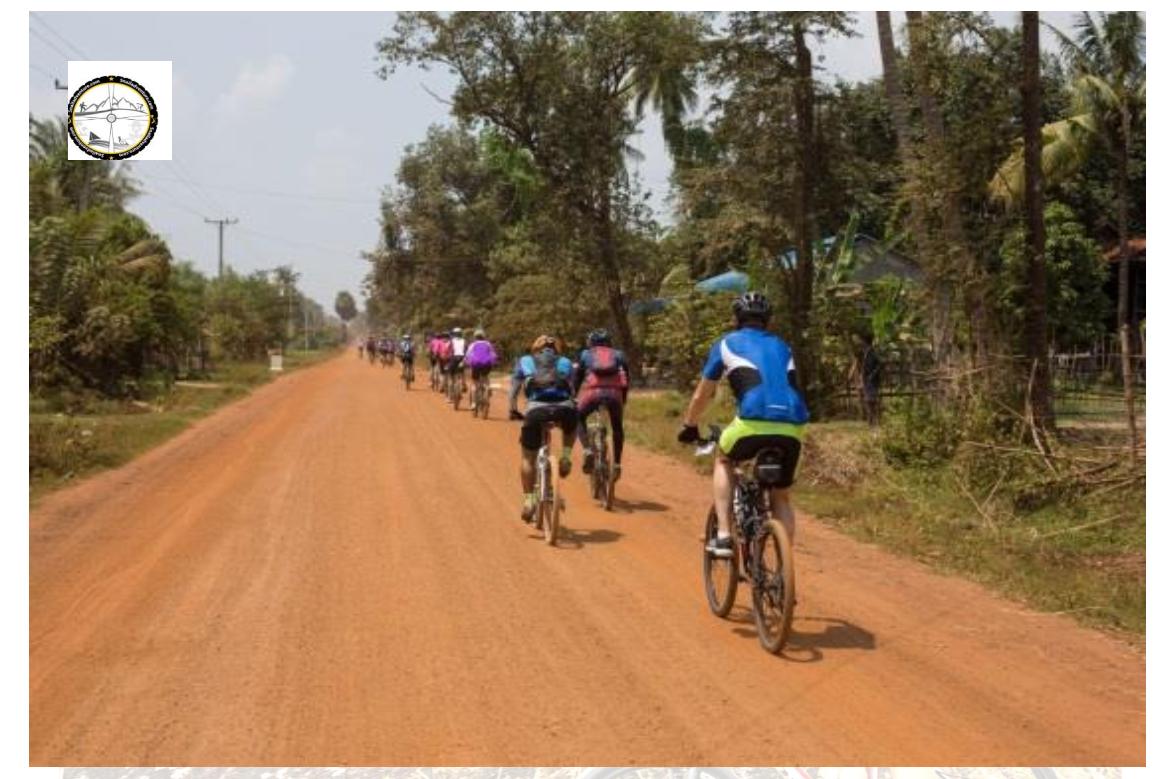 15 DAYS - PHONG NHA - ANGKOR BICYCLE HOLIDAY