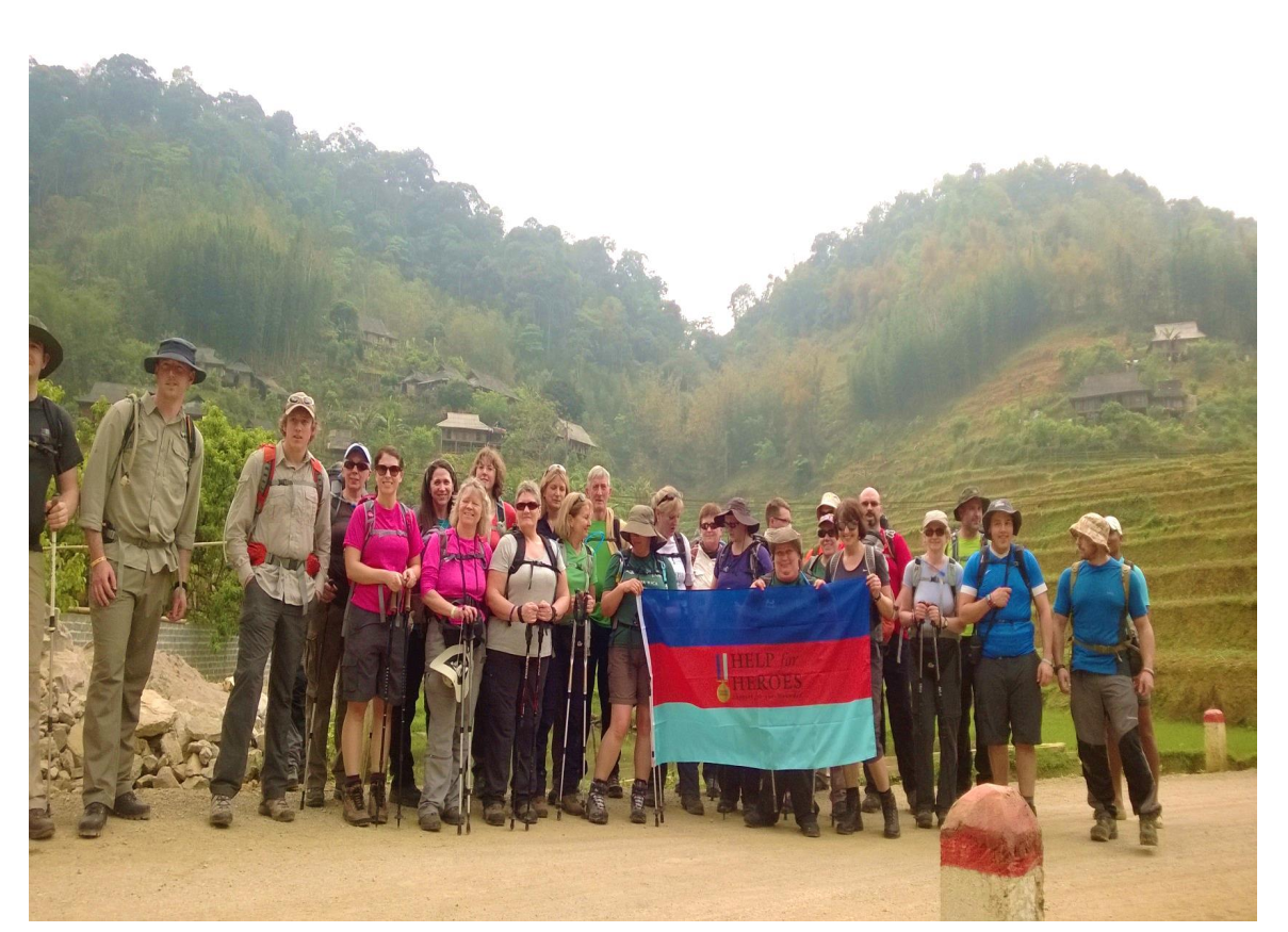 08 DAYS – SAPA TREKKING IN HILL TRIBES  VILLAGE