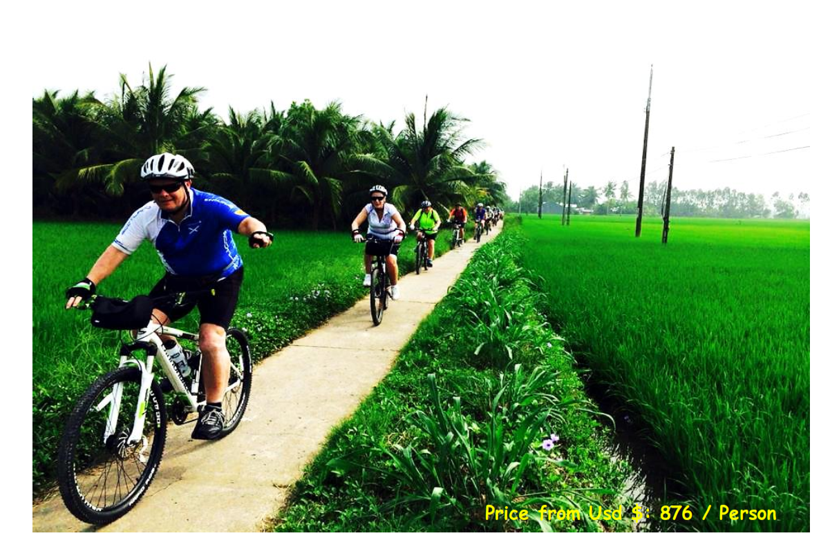 06 DAYS – MEKONG CYCLE TOURS TO PHU QUOC ISLAND